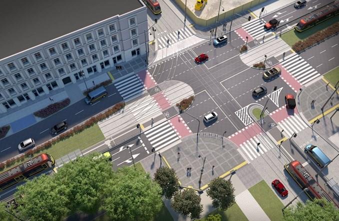 Łódź: Co z przebudową Ogrodowej i pętli Północna? Drogie oferty