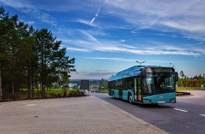Zawiercie kupuje autobusy elektryczne i ładowarki