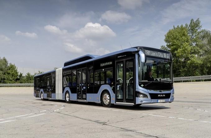 MPK Radom z ofertami na leasing autobusów CNG. MAN vs Solaris