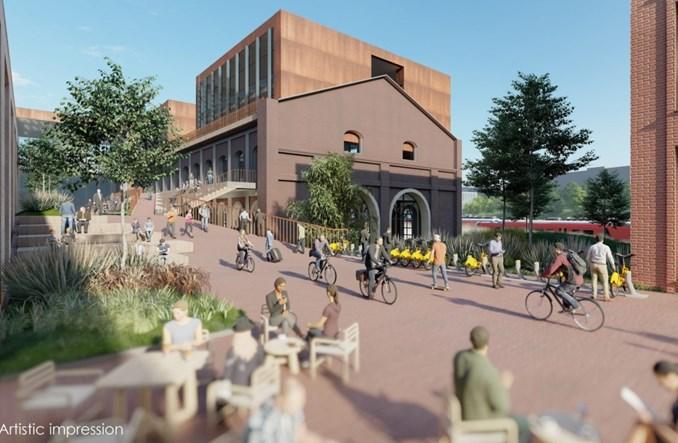 Rusza międzynarodowy konkurs dla stacji kolejowej w Wilnie wraz z otoczeniem