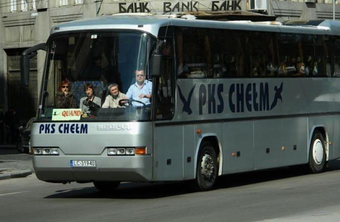 PKS Chełm: Gdy szkoły są zamknięte, nawet 90 proc. kursów mniej