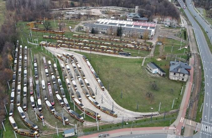 Łódź: Bardzo droga przebudowa zajezdni Chocianowice