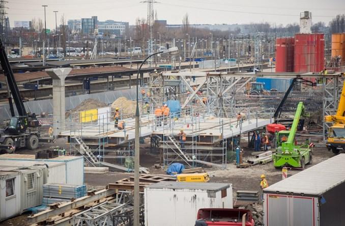 Warszawa Zachodnia: O dwa perony mniej od 26 marca
