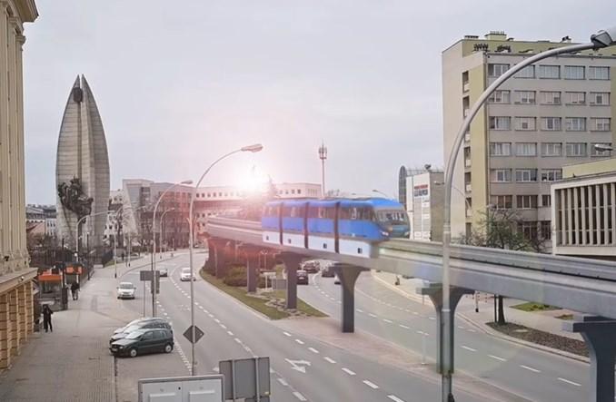 Rzeszów: Monorail nie umarł. Warchoł proponuje kontynuację idei Ferenca