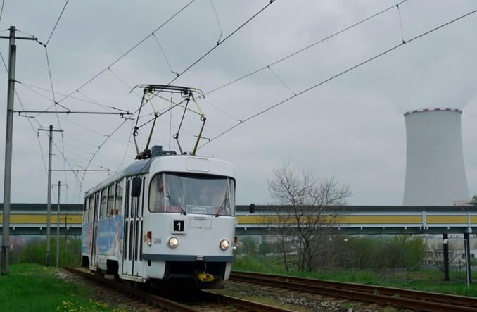 Bez tramwaju między Mostem a Litvínovem
