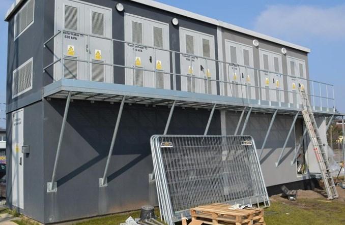 MPK-Łódź buduje centrum zasilania dla elektryków