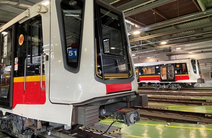 Metro: Osiem lat pociągów Inspiro – czas na przeglądy
