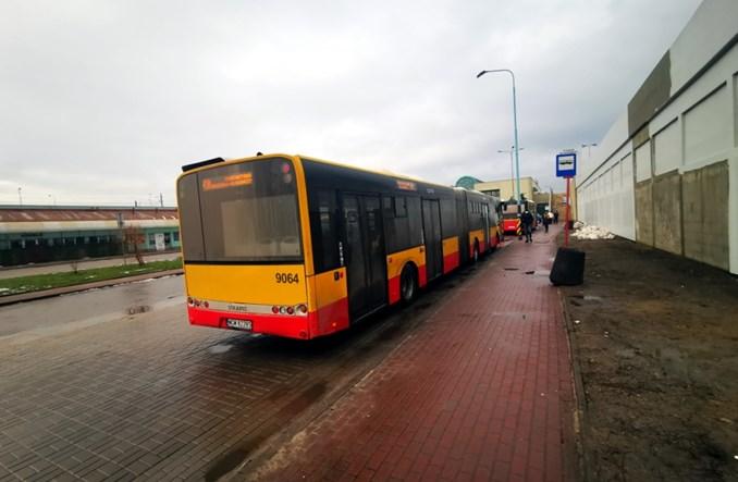 Łódź: Autobus zastępczy do Konstantynowa pojedzie inną trasą