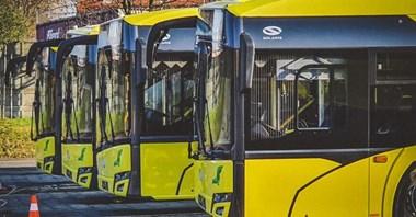 PKM Katowice kupuje pięć autobusów
