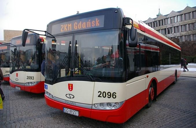 Gdańsk chce kupić autobusy elektryczne lub wodorowe. Duży wniosek o dofinansowanie