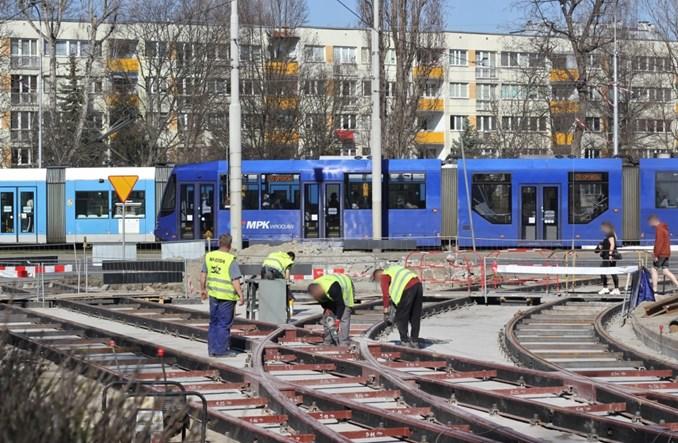MPK Wrocław wybrał dostawcę 20 rozjazdów