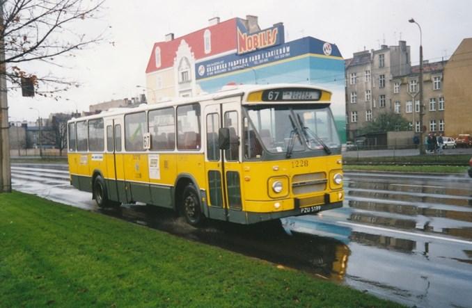 Charakterystyczny DAF wróci na ulice Poznania