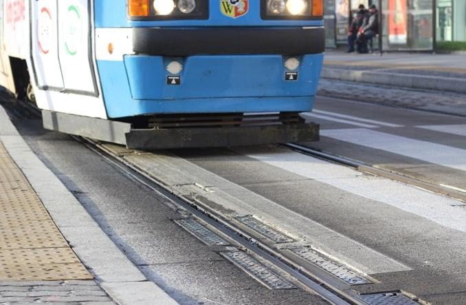 MPK Wrocław wybrało wykonawcę smarownic na pętlach tramwajowych