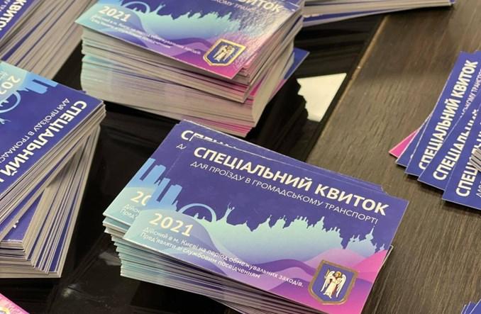Kijów: Transport publiczny tylko ze specjalną przepustką
