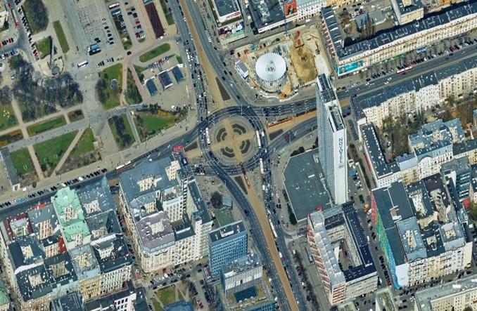 Warszawa: Rusza przetarg na przejścia w rejonie ronda Dmowskiego