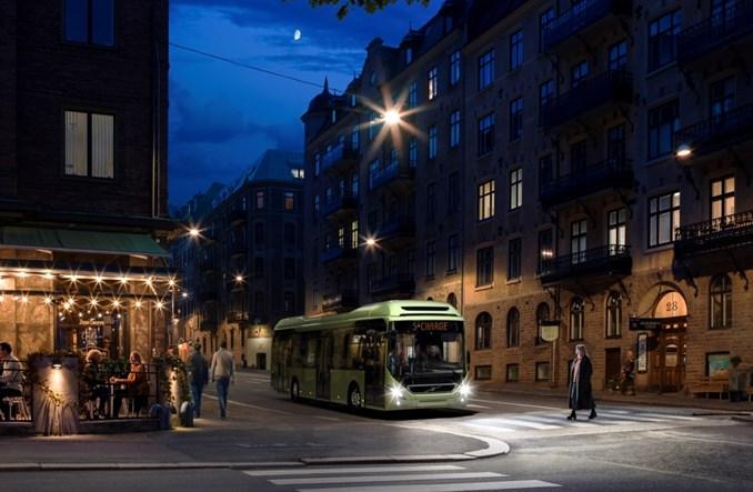 Volvo dostarczy 64 hybrydy do Belgii. Powstaną we Wrocławiu