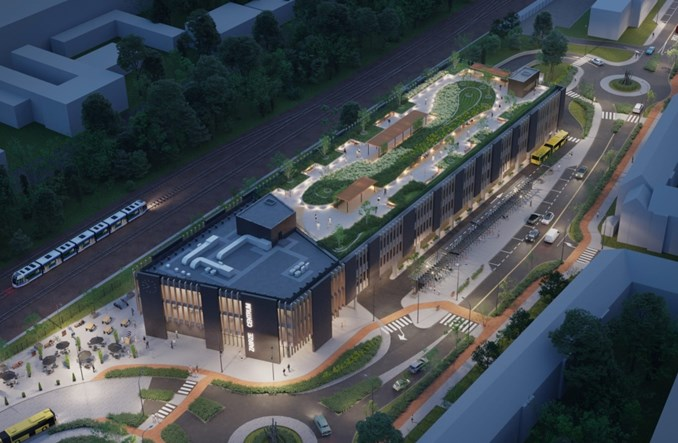 Zabrze: Oferty na budowę dwóch centrów przesiadkowych w budżecie