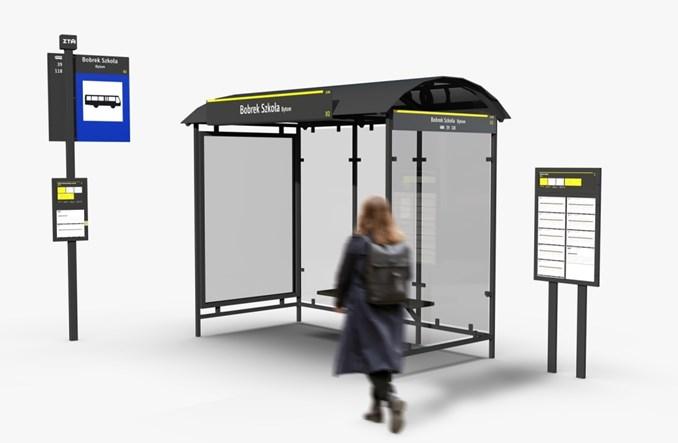 Metropolia GZM przedstawia nowy wzór informacji przystankowej