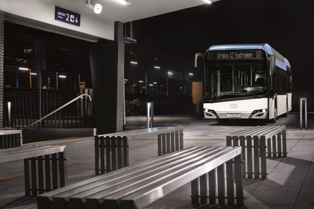 Konin chce wydzierżawić jeden autobus wodorowy