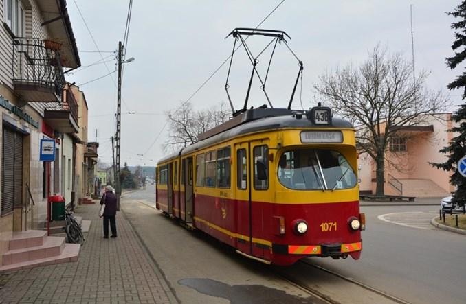Lutomiersk z kolejnym podejściem do studium modernizacji tramwaju