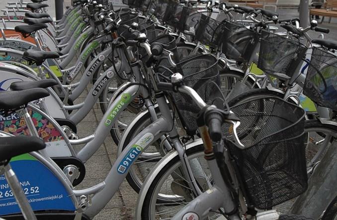 Metropolia GZM: Sezon na rowery miejskie powraca. Wypożyczysz w jednym mieście, zwrócisz w innym