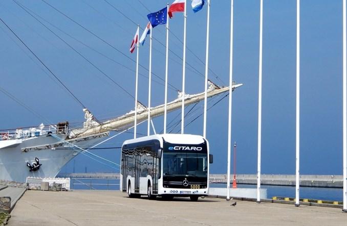 Pierwsze eCitaro w Polsce trafią do Gdyni. Umowa podpisana