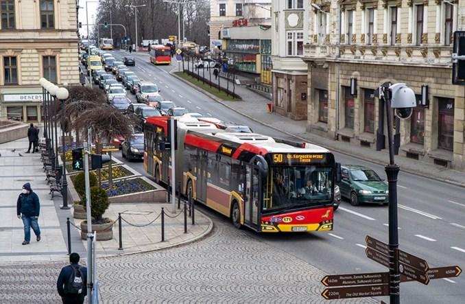 Bielsko-Biała kupuje kolejne cztery autobusy