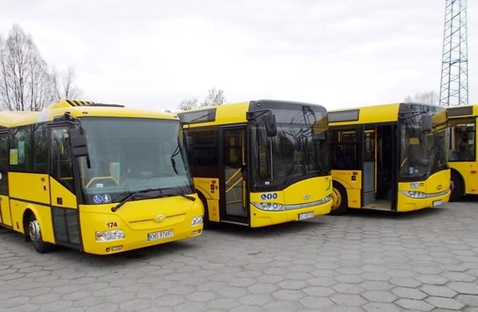 Cieszyn z przetargiem na dwa autobusy