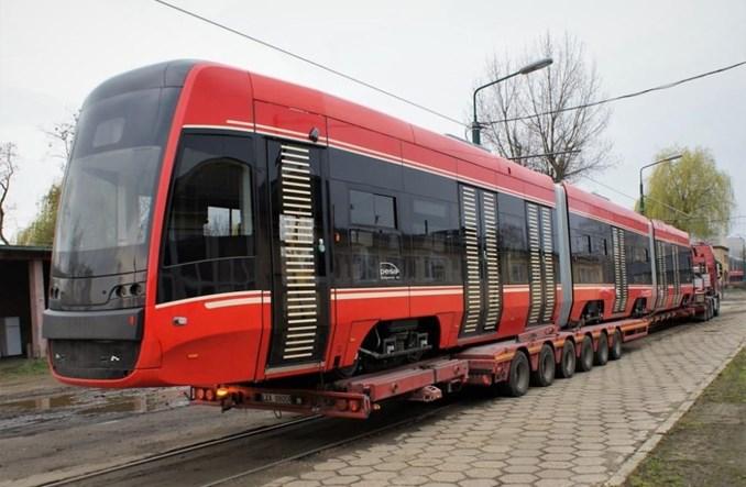 Ostatni Twist Pesy z zamówienia podstawowego dostarczony do Tramwajów Śląskich