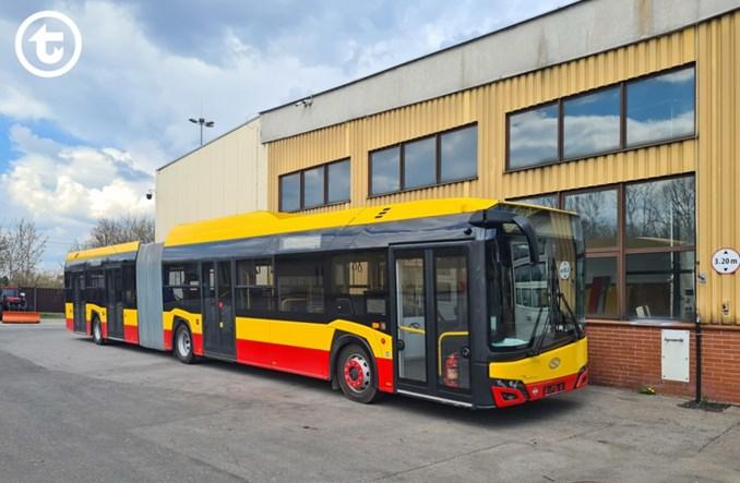 Warszawa: Niebawem odbiory pierwszych nowych autobusów gazowych MZA