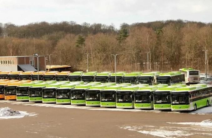 55 elektrycznych Yutongów już w Danii