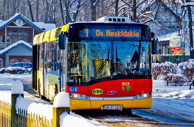 Bielsko-Biała z jedną ofert na pięć autobusów spalinowych. Idealnie w budżecie