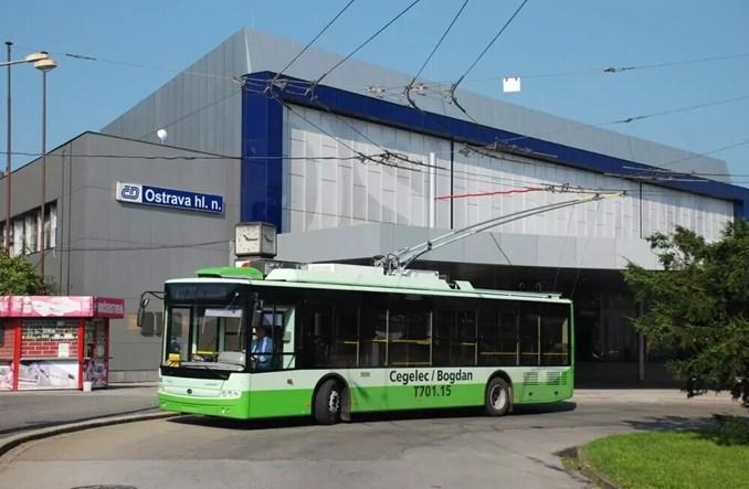 Przełomowe zamówienie: Bogdan dostarczy trolejbusy w Czechach