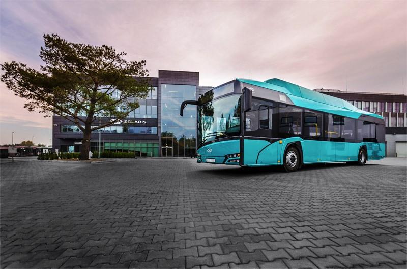 Ostrawa kupuje autobusy wodorowe