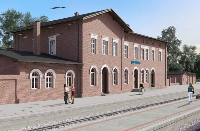 Rusza przebudowa dworca w Witnicy. Umowa podpisana [wizualizacje]