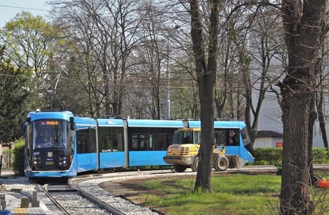 Wrocław: Majówka na torach. Tramwaje wracają na Biskupin