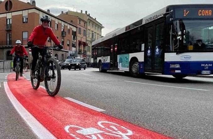 Włochy zatwierdziły więcej praw dla rowerzystów. Pomogli aktywiści