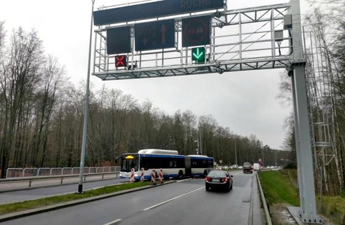 Kontrapas autobusowy w Gdyni zdał egzamin
