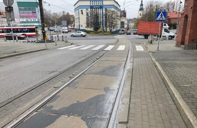 NDI zmodernizuje tory tramwajowe w Mysłowicach. Przetarg bez odwołań [zdjęcia]