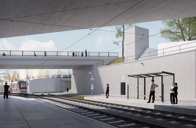 Budowa tunelu tramwajowego w Brnie na półmetku. Pod nadzorem św. Barbary