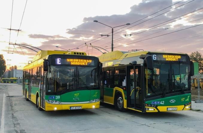 Tychy: Będziemy modernizować, ale nie powiększać sieć trolejbusową