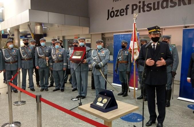 Dworzec Kraków Główny ma patrona – Józefa Piłsudskiego