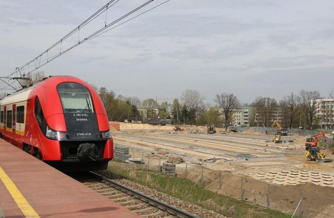 Warszawa: Powstaje parking przesiadkowy na Żeraniu