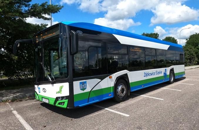 Ząbkowice z dofinansowaniem elektrobusów w programie NFOŚiGW