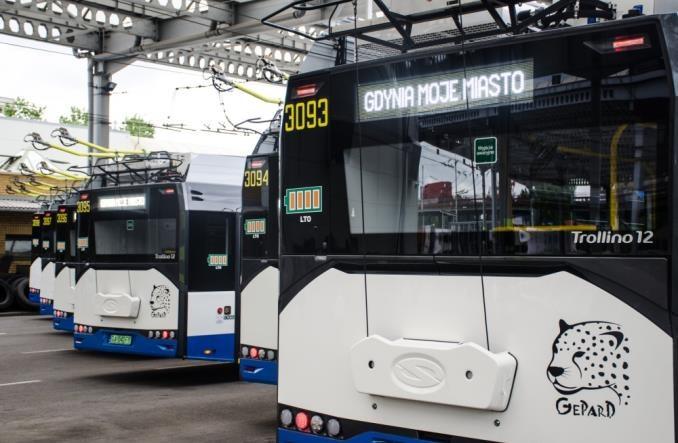 Gdynia: Nowe trolejbusy dzięki KPO? Za wcześnie na decyzje