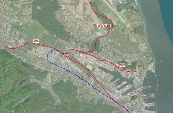 Gdynia i okoliczne gminy wybrały przebieg Północnej Kolei Aglomeracyjnej