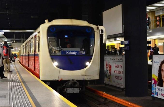 Metro z jedną ofertą na naprawę główną ostatniej partii wagonów rosyjskich