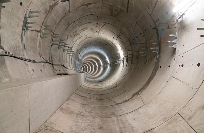 Metro na Bemowo i Bródno: Coraz więcej torowiska