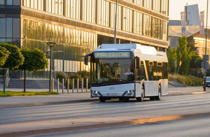Łomża kupuje elektrobusy z infrastrukturą do ładowania