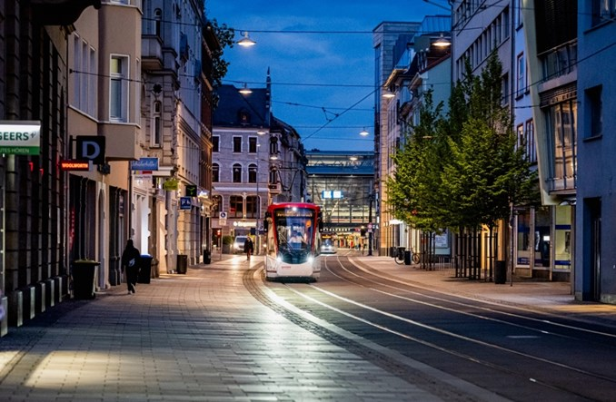 Erfurt: Nowy Tramlink zaprezentowany